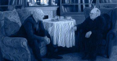 Чай с Захаром: линия моей судьбы